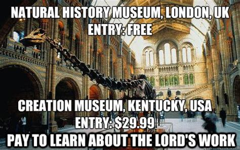 Creation Memes - creation museum memes