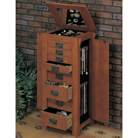 jewelry armoire hardware cabinet organizers free standing jewelry armoire