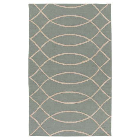modern trellis rug leo modern grey trellis hooked outdoor rug 4 x6