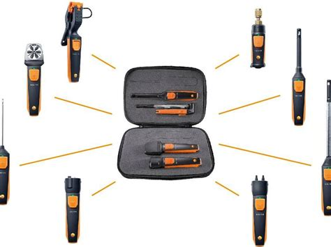 testo the the testo smart probes for heating refrigeration and vac