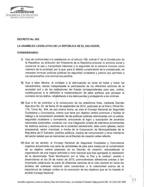 decreto 1069 de 2015 inicio decreto 952 2015 d 237 a de vida la paz y la justicia