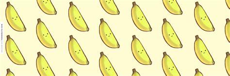 wallpaper banana tumblr little happy bananas twitter header food wallpapers