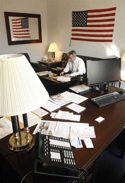 Congressional Office by What Your Congressman S Office Space Says About Them
