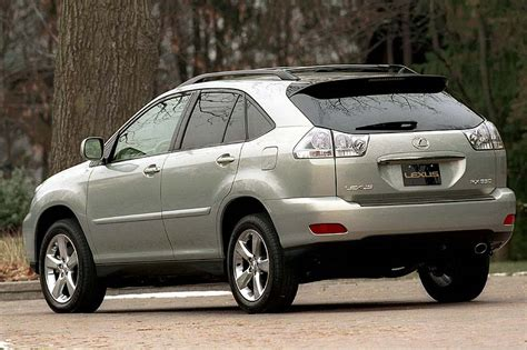 lexus rx 2004 2004 lexus rx 330 information and photos zombiedrive
