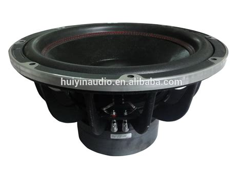 Speaker The Real Subwoofer 15 inch subwoofer car audio subwoofer speaker 2500w real