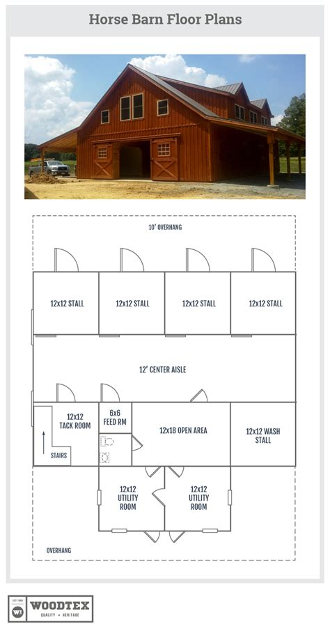 barn plan north carolina horse barn with loft area floor plans