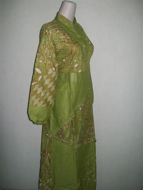 Gamis Wanita Bahan Gamis Batik Wanita Muslim Modern Batik Printing Bahan