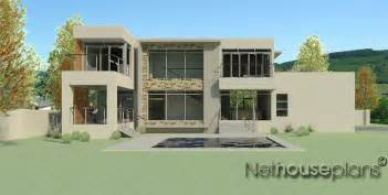 Contemporary Style House Plans by M229d Nethouseplans