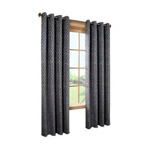 Couture couture rope chenille intertwined 52 x 95 grommet top panel
