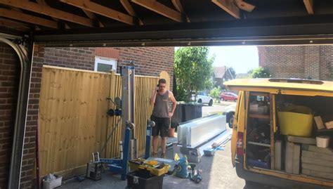 Convert 2 Garage Doors Into One Convert 2 Garage Doors Into One Benefits Of Converting Two Single Garage Doors Into One