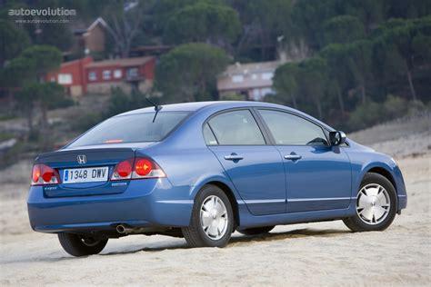 2007 honda civic sedan specs honda civic sedan specs 2006 2007 2008 autoevolution