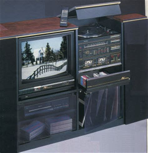 audio rack system electrical goods and appliances in the 1980 s prices
