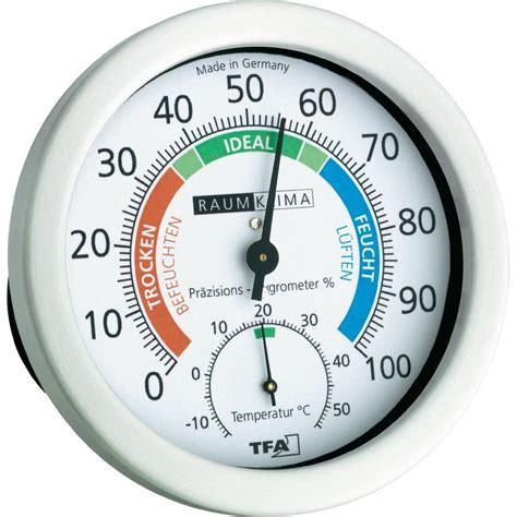 Jual Thermometer Hygrometer Analog tfa 45 2028 thermo hygrometer from conrad