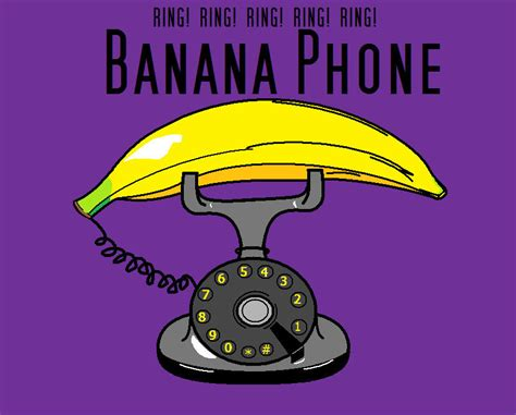 Banana Phone Meme - image 8836 bananaphone know your meme