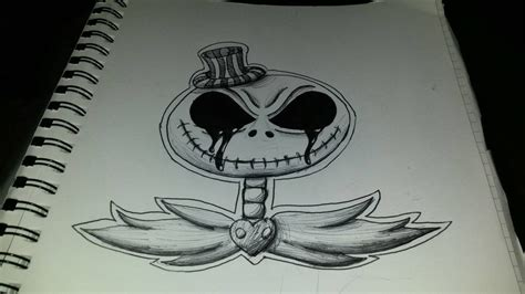Halloween Jack The Pumpkin King - jack the skeleton by ratedrawwr on deviantart