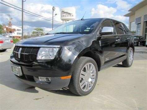 2008 lincoln mkx specs 2008 lincoln mkx limited edition data info and specs