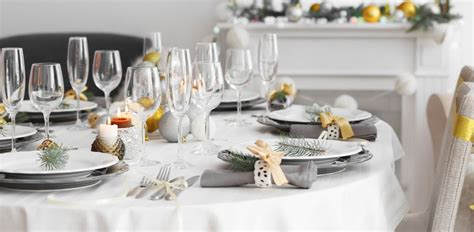 decorazioni tavoli decorazioni per la tavola di natale le idee diredonna