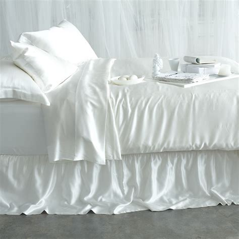 silk bedding best luxury mulberry silk duvet covers sets king queen