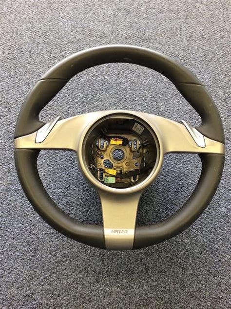 porsche 997 steering wheel porsche 997 pdk steering wheel black deman motorsport