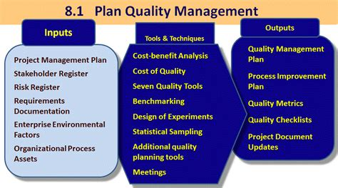 project quality management plan template pmbok 8 1 plan quality management firebrand learn