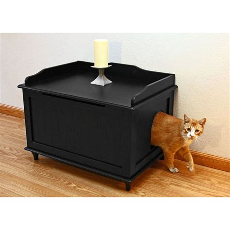 Box Furniture by Designer Catbox Litter Box Enclosure Litter Boxes At
