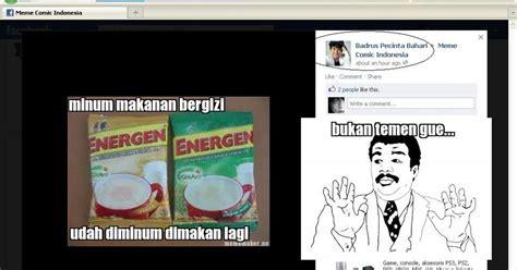 Edit Foto Meme Comic - kumpulan foto meme comic indonesia terbaik