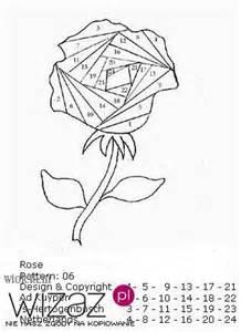 les 25 meilleures id 233 es concernant iris folding pattern