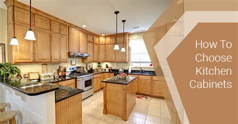 how to choose kitchen cabinets how to find the right cabinets for your kitchen lancaster