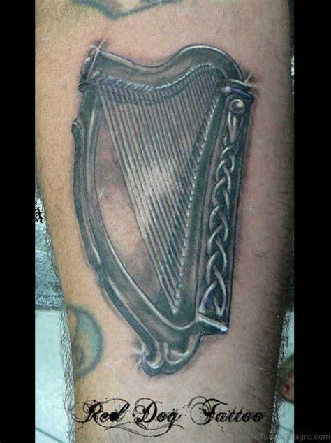harp tattoo designs 102 attractive tattoos