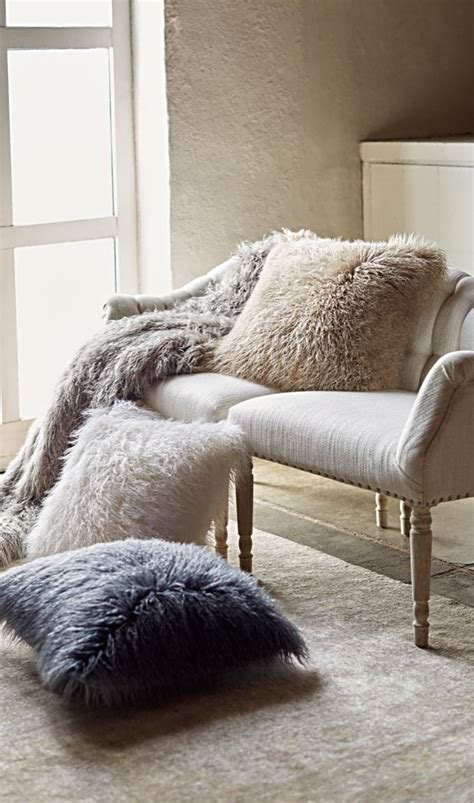 chic faux fur throw blanket inspiration for spaces 1173 best images about suite inspiration on pinterest