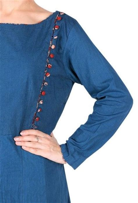 boat neck with potli buttons 1604 best images about neck pattern embroidery designs