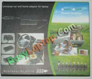 Alat Cuci Motor Pakai Aki charger universal laptop di mobil adaptor laptop di