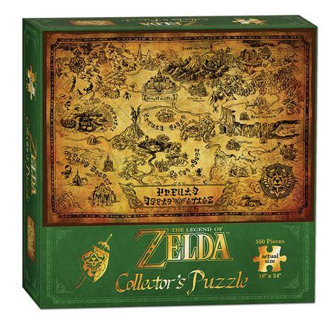 legend of zelda map puzzle geeking out zelda collector s puzzle ricky of kokiri