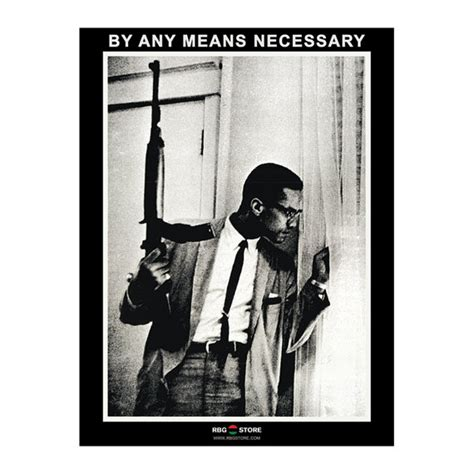 by any means necessary items similar to malcolm x quot by any means necessary quot gun