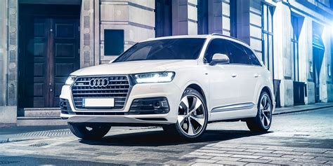 Audi Seven Seater Cars by The Best Seven Seater Suvs On Sale Carwow