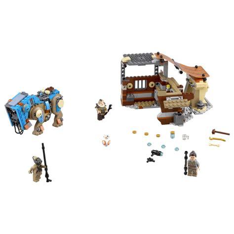 Ready Stock Lego 75148 Wars Encounter On Jakku lego wars sets 75148 encounter on jakku new