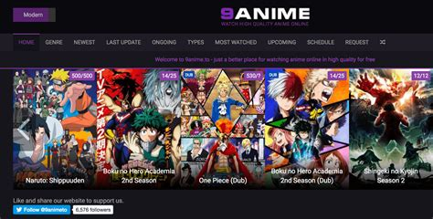 best free site 12 best free anime to animes