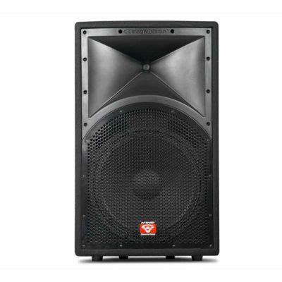 Speaker Aktif Cerwin profesyonel ses i蝓莖k ve g 246 r 252 nt 252 sistemleri info shop