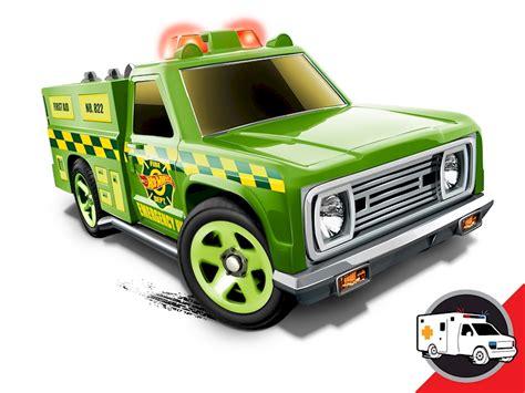 Hotwheels Rapid Responder hw rapid responder shop wheels cars trucks race tracks wheels