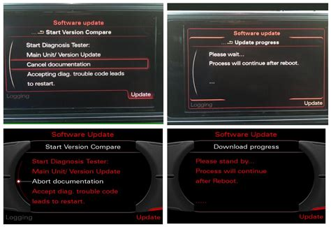 Audi Mmi Update by How To Update Audi Mmi Map Auto Repair Technician Home