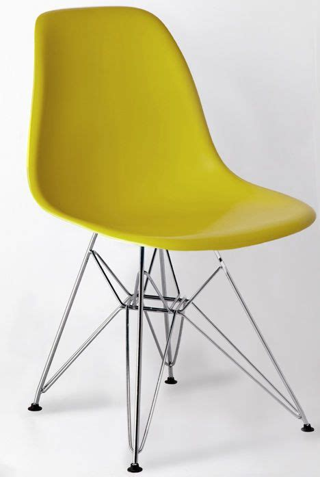 Yellow Wire Chair by 1000 Images About Danetti Iconic Eames On