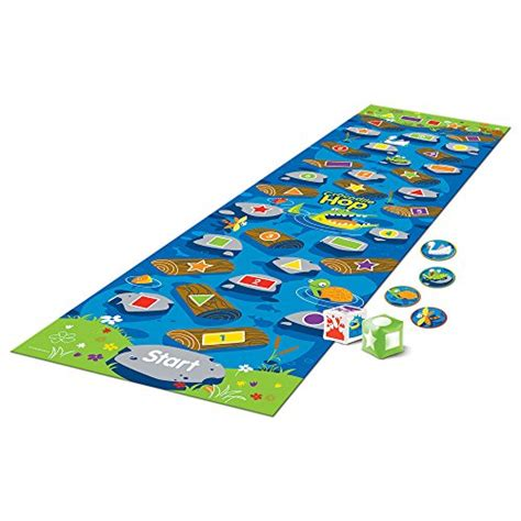 bean mat bag learning resources crocodile hop a floor mat sporting
