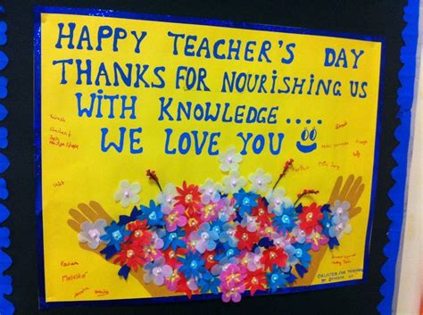 Teachers Day Card Handmade - 12 best teachers day images on handmade cards
