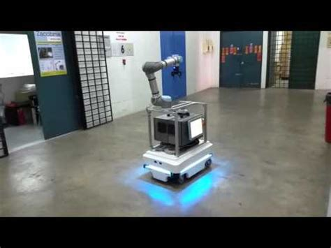 mir mobili mir mobile industrial robots with universal robots