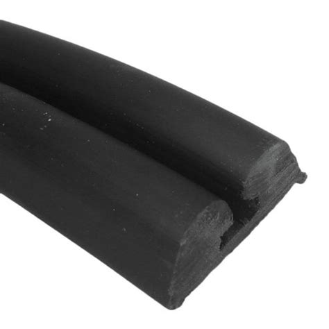 rubber section small b section boat rubbing strake rubber sheridan marine