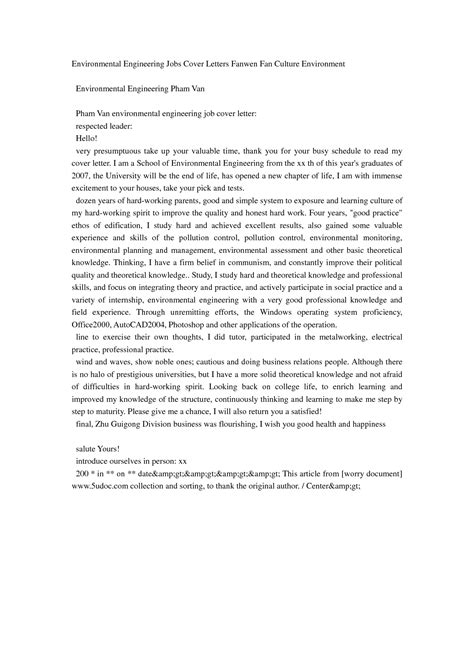sle cover letter for civil engineer pdf 28 images sle