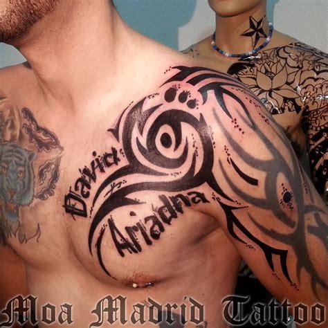 tribal tattoo que es tatuajes de nombres en el antebrazo tribales