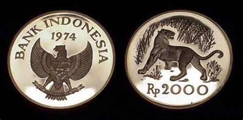 Uang Lama Rp10 000 daftar harga uang logam kuno termahal di indonesia