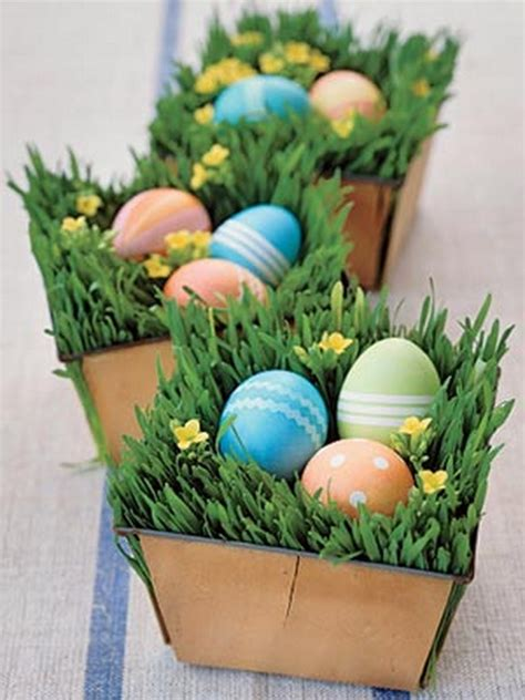 Easter Just Got Trendy by The Trendy Colors Of Easter Easter Decoration In Pastel