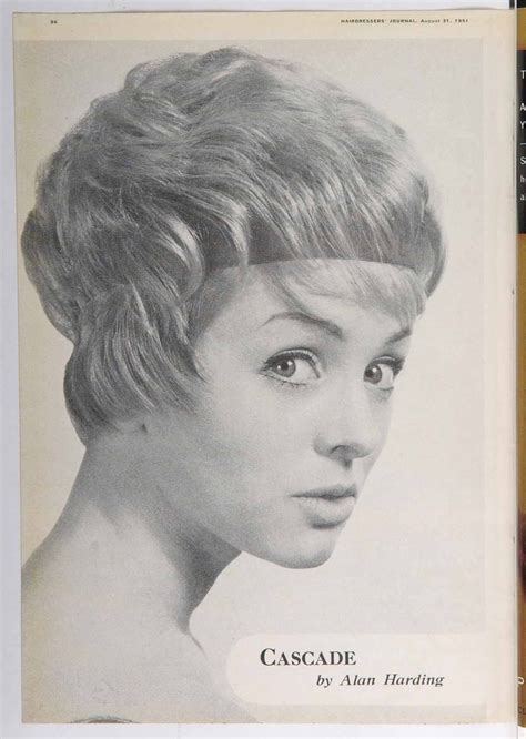 facts about 1960s hairstyles 17 best images about 1960 a history of hairstyle 1990 on